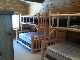 Wooden Log Beds Arizona Log Bunk Beds Strong Bunk Beds For Arizona