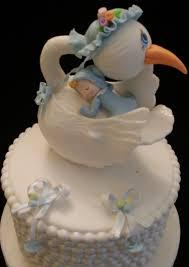 stork cake topper stork cake topper baby shower stork stork for cake stork topper