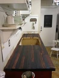 Inexpensive Kitchen Countertops with Diy Kitchen Countertop Ideas Diy Butcher Block Countertops