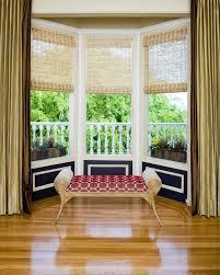 dining room decorations window treatments bay window ideas tips