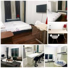 glomac damansara residence room with attached bathroom for rent