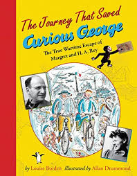 journey saved curious george true wartime escape