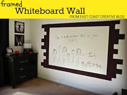 Wall Paint Touch Up Pen How To Paint A Whiteboard Wall East Coast Creative Blog