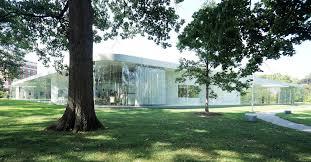 Glass Pavilion Sanaa A F A S I A