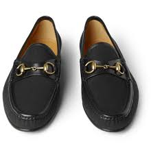 gucci canvas and leather horsebit loafers cool men u0027s shoes