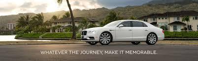 find used bentley for sale bentley honolulu handcrafted luxury car hawaii dealership u0026 rentals