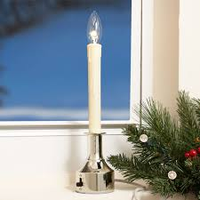 Electric Candle Lights For Windows Designs Electric Window Candles