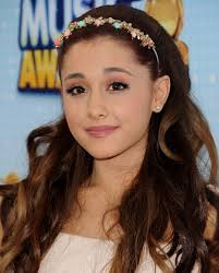 non hairstyles the flower child waves non ponytail hairstyles ariana grande