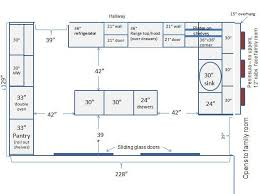 home layout design rules image result for galley kitchen designs and measurement kitchen