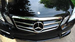 diy removing w212 front grill page 3 mbworld org forums