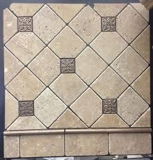 Travertine Backsplash Tiles by 48 Best Granite And Backsplash Images On Pinterest Granite
