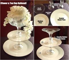 Dollar Tree Vases Centerpieces Deep Purples Add In Some Gold Dollar Store Candle Holders Stacked