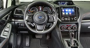 Subaru Xv Crosstrek Interior All New 2018 Subaru Crosstrek Brings Rugged Looks And Refinement