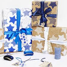 gift wrap set by
