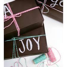 chalkboard gift wrap inspiration project stington company