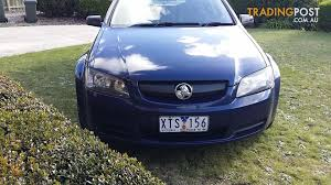 2007 holden commodore omega d fuel ve 4d sedan for sale in