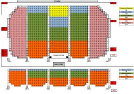 Vienna Opera House Seating Plan by Upcoming Events Chicago Copernicus Center