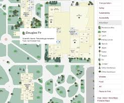 University Of Montana Map by Interactive Map Functionality Campus Maps University Of Montana