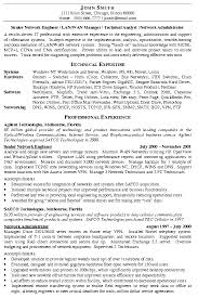 Resume Connection Engineer Resume Example