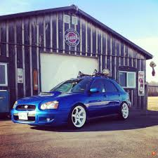 subaru forester lowered post your lowered wagons page 2