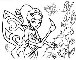 coloring pages girls 3 grade colorings