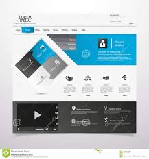 web design templates web design elements templates for website stock photography