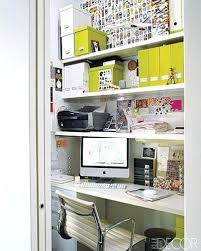 Closet Office Desk Small Office Desk Solutions 7 Great Solutions For Saving Space In