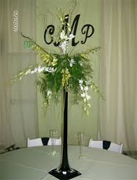 Tower Vases Tall Black Vases For Wedding Centerpieces Wedding Definition Ideas