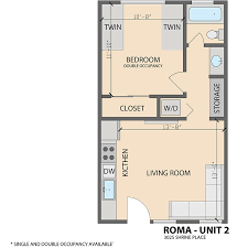 Unit Floor Plans The Shrine Collection Availability Floor Plans U0026 Pricing