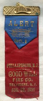 parade ribbon flying tiger antiques online store early 1891 alert no 1