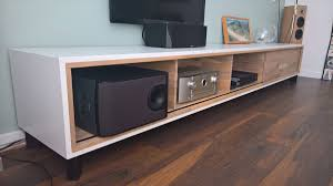 Wall Mounted Tv Cabinet With Doors Diy Furniture Plan Floating Tv Cabinet Arturo For Plywood Or Mdf