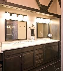 bathroom vanity lighting ideashow to light a contemporary bathroom