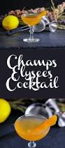 the champs elysees u2013 a calvados brandy cocktail recipe