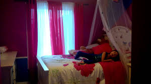 magenta bedroom girl s bedroom paint combination colour magenta and blue youtube