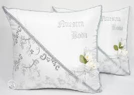 wedding pillows heidicollection square our wedding nuestra boda pillows