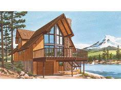 chalet home plans deceptively spacious this chalet style home features attached