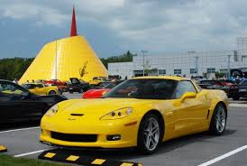 where is the national corvette museum located plan a visit national corvette museum