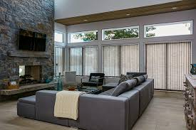 living room contemporary living room window blind ideas with