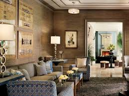 excellent ideas for decorating a large wall in living room