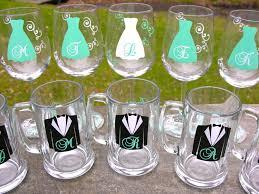 wedding gift glasses wedding gift best wedding party gifts image wedding party gifts