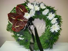s day wreaths wreaths and other decorations for all soul s day fiorita flowers