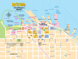Tourist Map Of San Francisco by Tourist Guide To San Francisco X X Us 2017