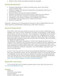 3 internship opportunities with feet first