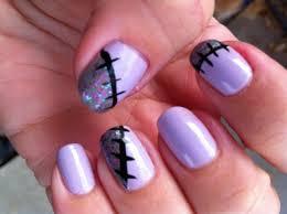 nail art anime nail art designs stupendous images ideas black