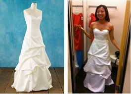 bargain wedding dresses world s cheapest wedding dress win it free the