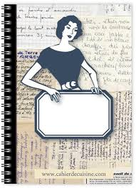 editer un livre de cuisine cahier de cuisine infos