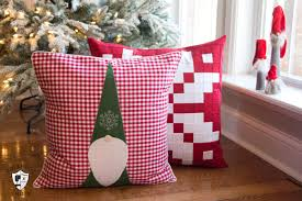 tomte christmas gnome pillow pattern u2013 diy u0026 craft