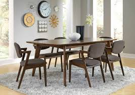 modern dining room sets 7 pieces dining room decor