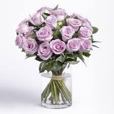 Lavender Roses Purple Roses Lavender Rose Delivery Ode à La Rose