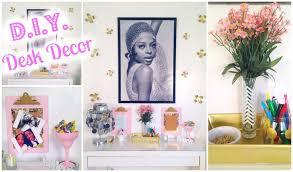 Girly Desk Accessories Girly Office Desk Accessories 6262 Diy Desk Decor
